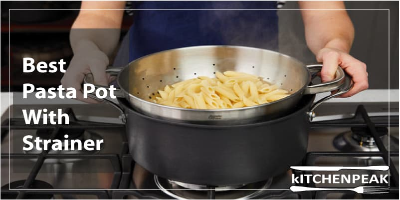 5 simple Techniques on How to Drain Pasta