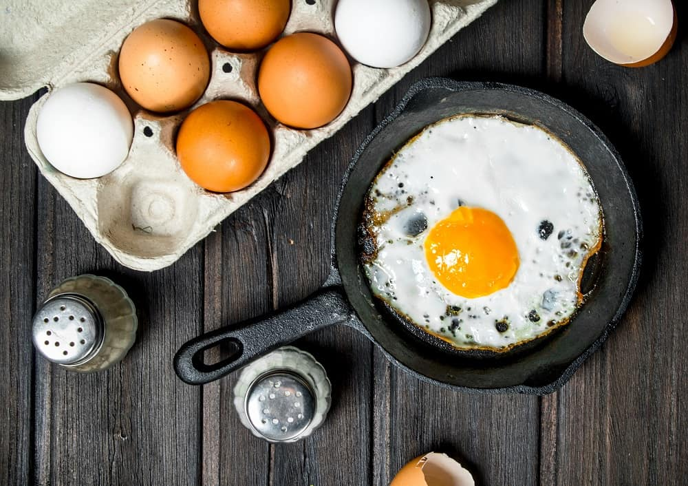 Best Non-Toxic Pans for Eggs