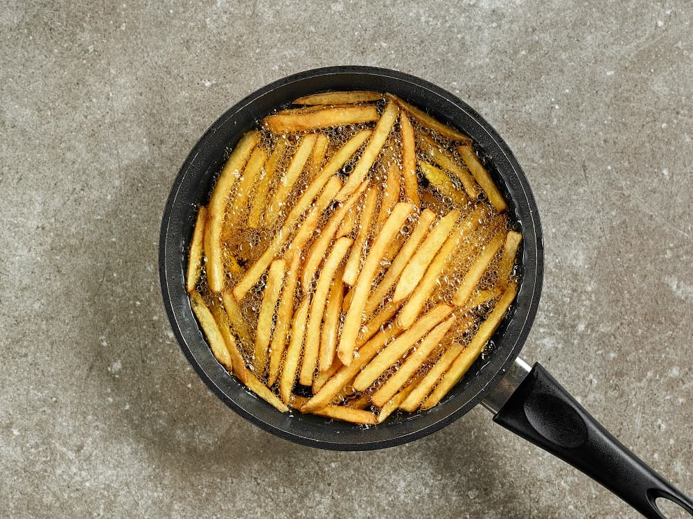 cookware for deep frying