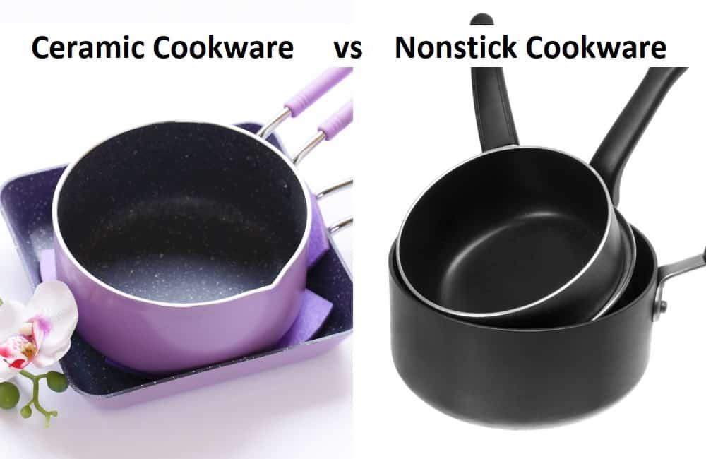 ceramic vs nonstick cookware