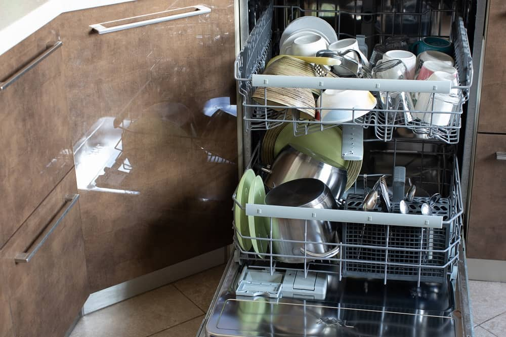 how to make stainless steel dishwasher safe
