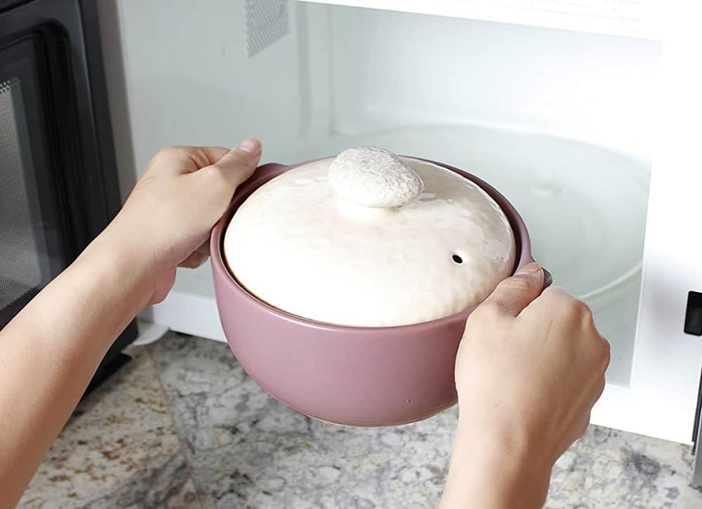 non-coated ceramic cookware