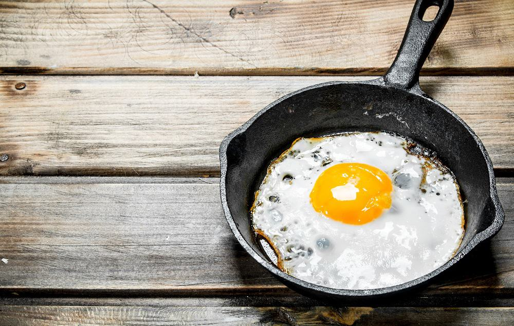 non-toxic frying pan for eggs